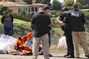 17 detained near Palos Verdes Estates in possible panga-boat human smuggling operation
